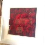 エテルネル(ホワイトフレーム)赤バラ