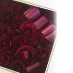 108本の赤薔薇プロポーズ花束