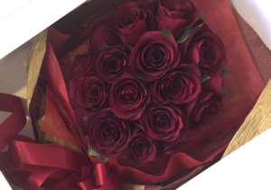 プロポーズフラワー21本のバラ