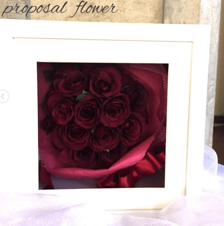 赤バラSCホワイトボックス